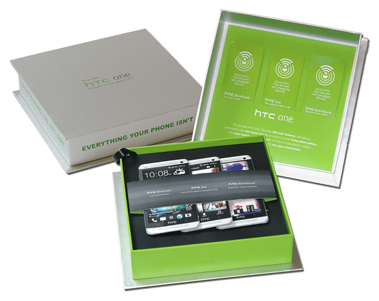 HTC One Launch Kit