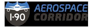 I-90 aerospace corridor logo