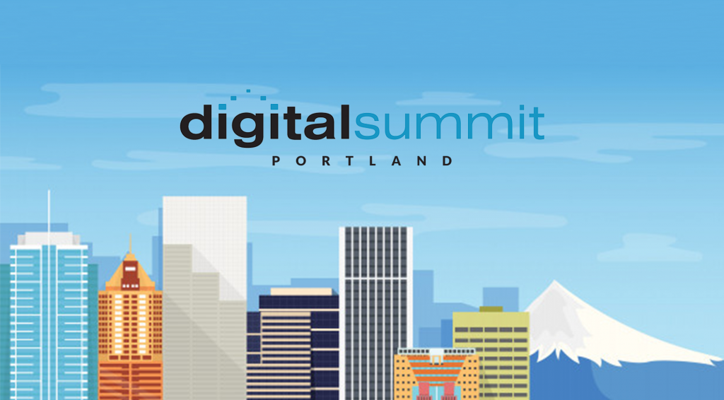 Portland Digital Summit 2018