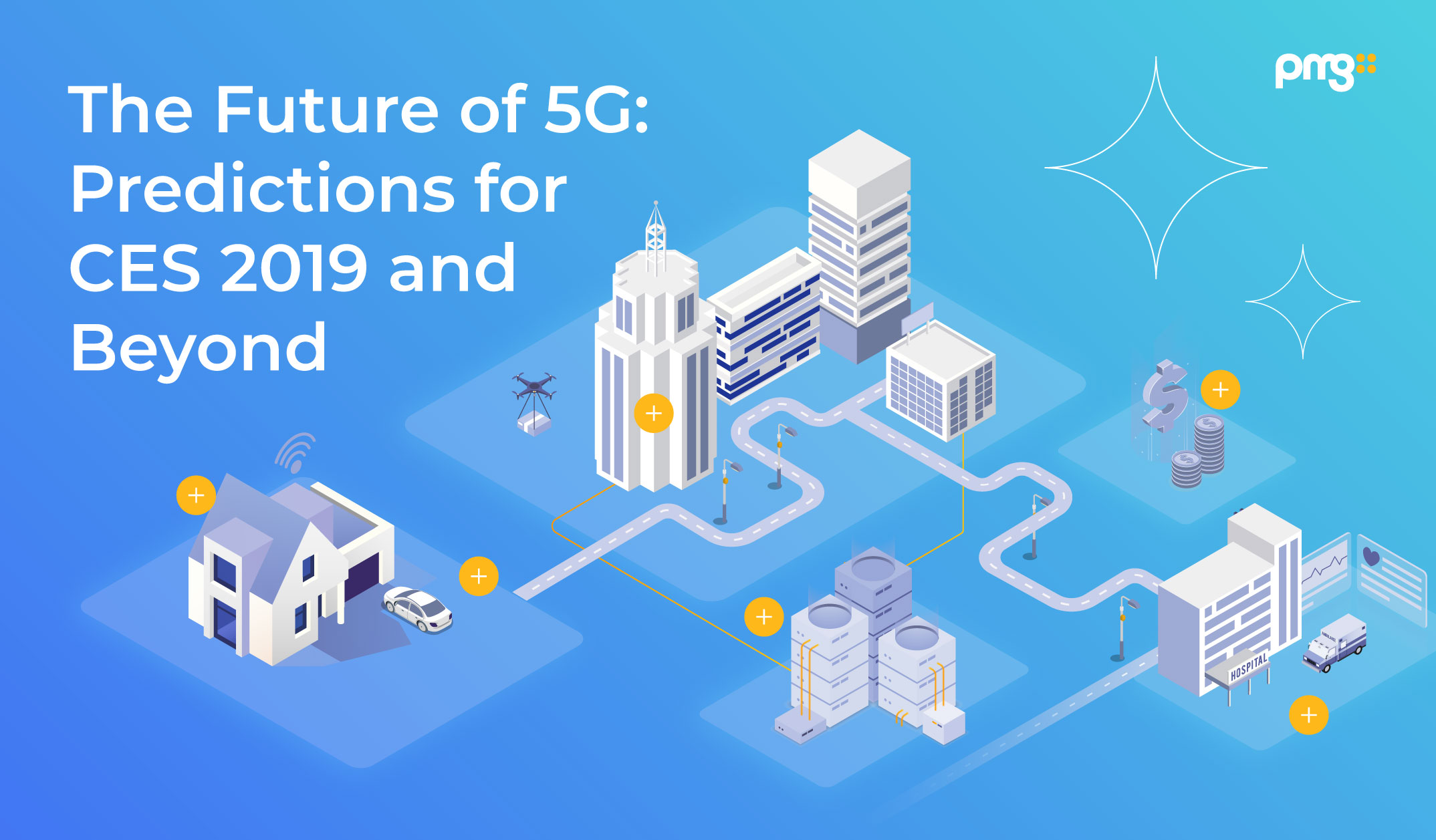 The Future of 5G: Insight from CES 2019 and Beyond | PMG