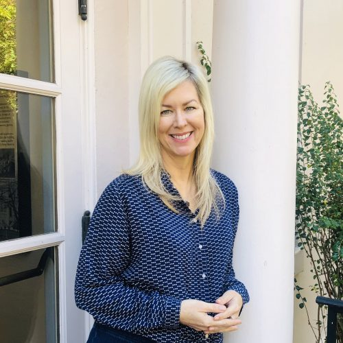 Photo of Kim Charlton, partner at PMG