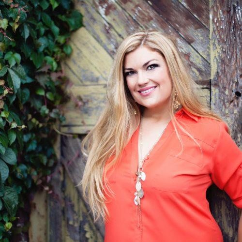 Photo of Jessica Legg, VP of marketing at PMG