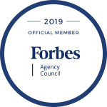 Forbes Marketing Agency Council logo
