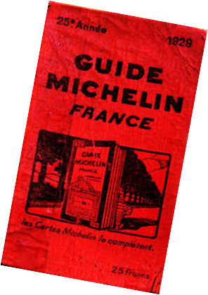 Michelin Guide Content Marketing Plan