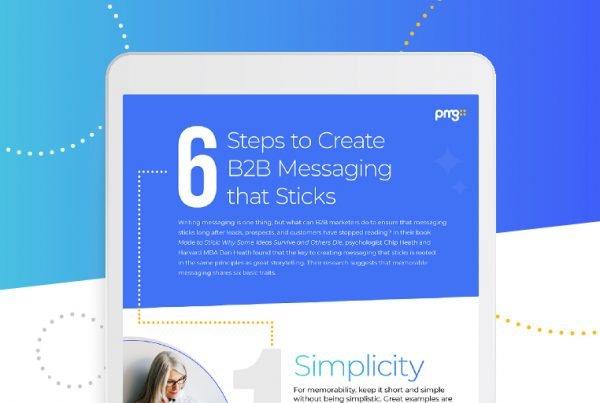 Preview of the 6 Steps Toward Memorable B2B Messaging